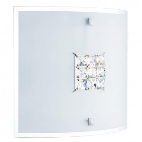 Quadrex 30cm Square Ceiling Fitting