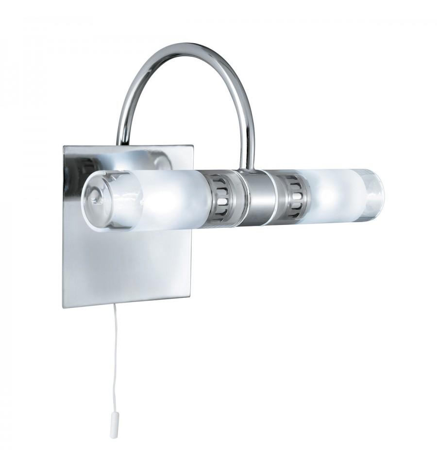 2 bulb bathroom wall light ip44 2555 hegarty lighting ltd 2 bulb bathroom wall light ip44 2555 aloadofball Images