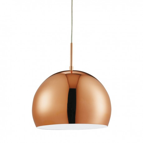 Domas 40cm Copper Ball Pendant
