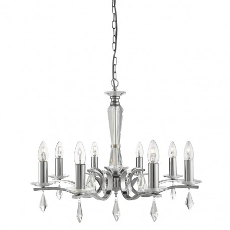 Royale 8 Light Pendant