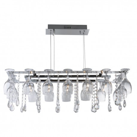 Vino 10 Light Decorative Pendant
