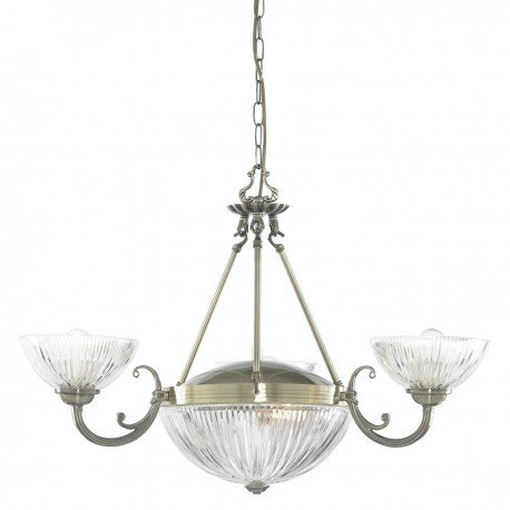 Windsor ll 6 Light Pendant