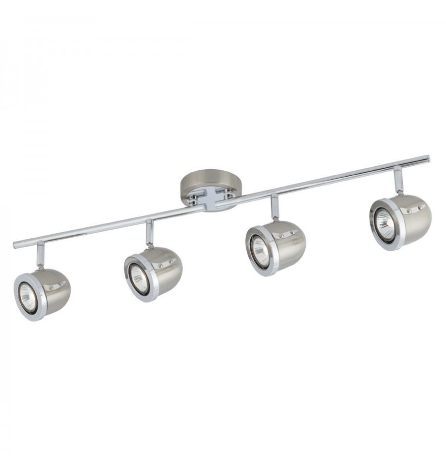 4 bulb light fixture led wraparound light palmer bulb spotlight with split bar adjustable arms hegarty