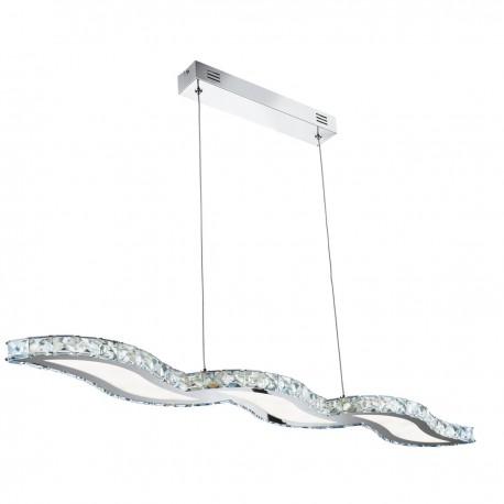 Zinnia 3 Light Pendant