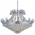 Bloomsbury 8 Light Crystal Chandelier
