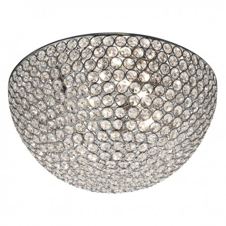 Chantilly 3 Bulb Ceiling Fitting 35cm