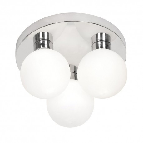 Flen Ceiling Light Chrome