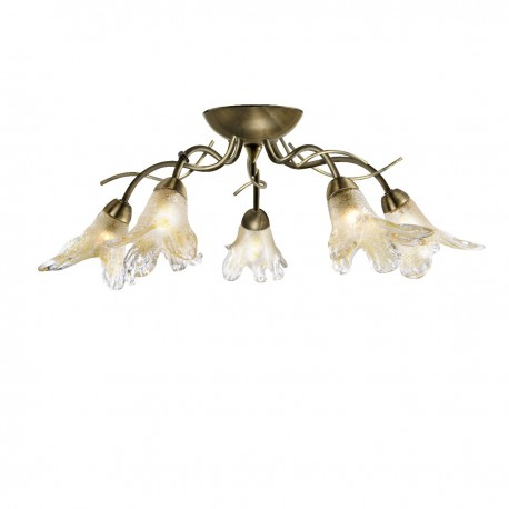 Lily 5 Light Ceiling Fitting