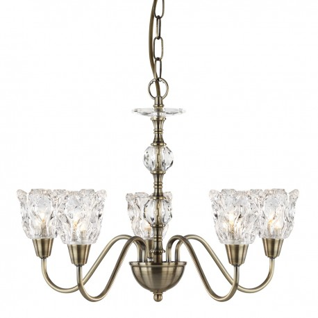 Monarch 5 Light Pendant