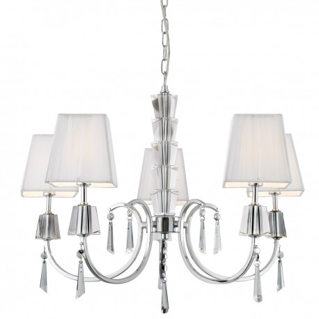 Portico 5 Light Pendant