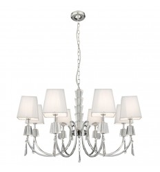 Portico 8 Light Pendant