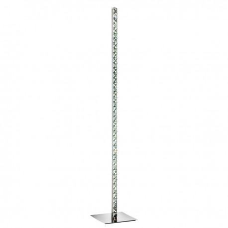 Clover LED Column Floor Lamp