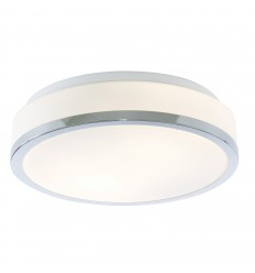 Bathroom Ceiling Fitting with Trim IP44 28cm