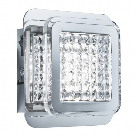 Quadrant 1 Light LED Wall Bracket