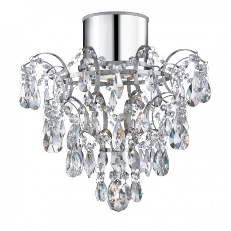 Bathroom IP44 Chandelier K5 Crystals