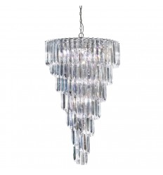 Sigma 9 Light Chandelier