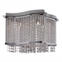 Elise 4 Light Square Ceiling Fitting