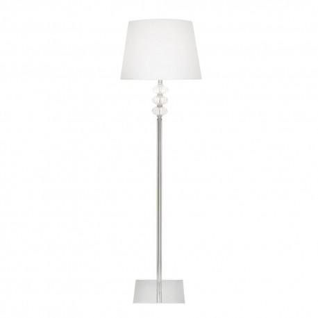Somero Chrome Floor Lamp