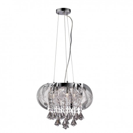 Fountaine 3 Light Pendant