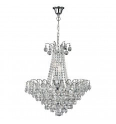 Limoges 6 Light Chandelier