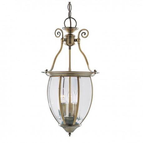 Bow Lantern 3 Bulb