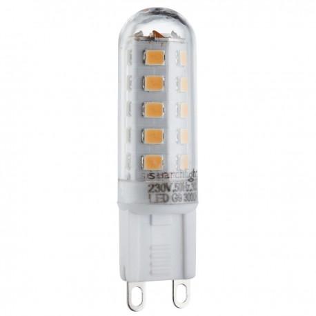 3W G9 LED Bulb 300 Lumens