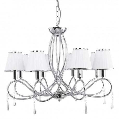 Simplicity 8 Light Ceiling Fitting