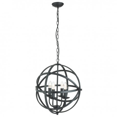 Orbit 4 Light Pendant