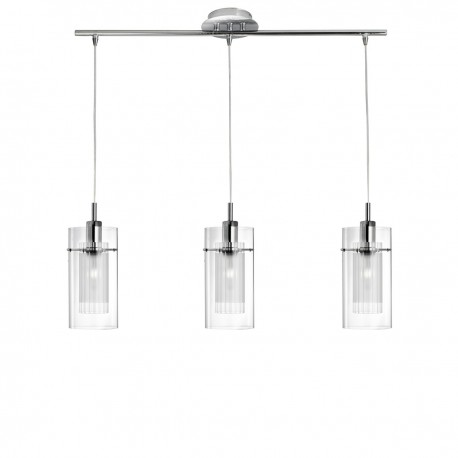 Duo 1 with 3 Light Bar Fitting