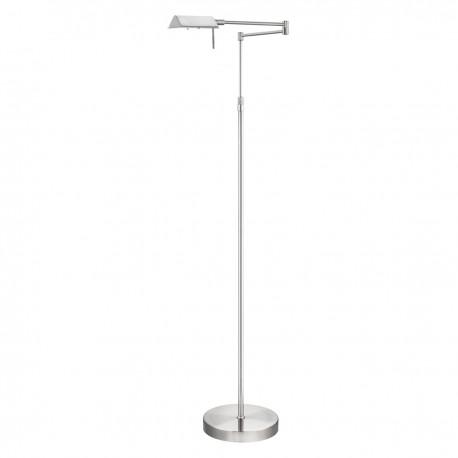 Apothecary Floor Lamp Adjustable Swing Arm