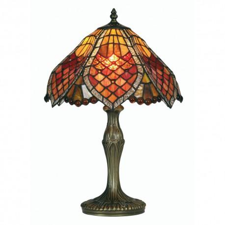 """Orsino Tiffany Table Lamp 12"""""""