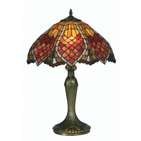 Orsino Tiffany Table Lamp 16""