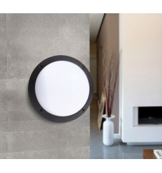 Lucia Wall Light with Opal Diffuser