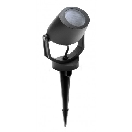 Mini Tommy Spike Black LED GU10 Spotlight