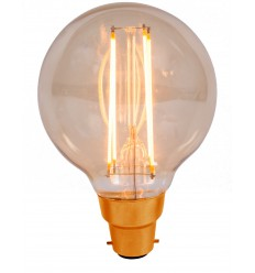 Vintage 4W LED Globe B22 Bulb
