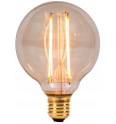 Vintage 4W LED Globe E27 Bulb