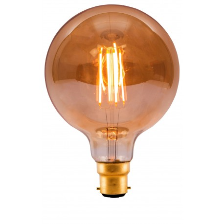 Vintage 4W LED Large Globe B22 Bulb