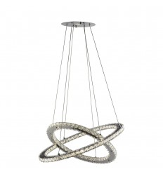 Clover LED 2 Ring Pendant