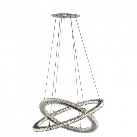 Clover LED 2 Ring Pendant
