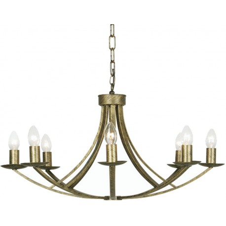 Caro 8 Light Pendant