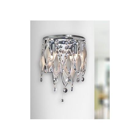 Spindle 2 Light LED Wall Bracket