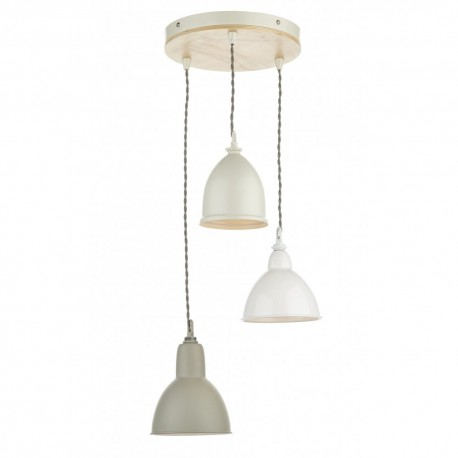 DAR Blyton 3 Light Bar Pendant