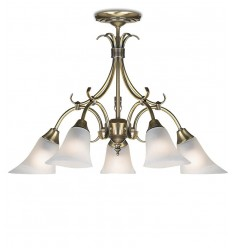 Endon Hardwick 5 Light Pendant