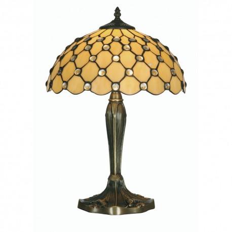Jewel Tiffany Table Lamp 14
