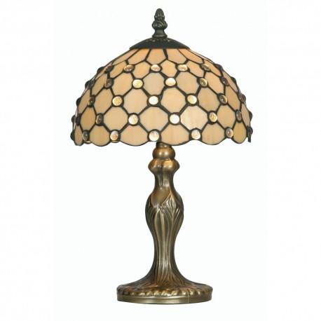 Jewel Tiffany Table Lamp 8