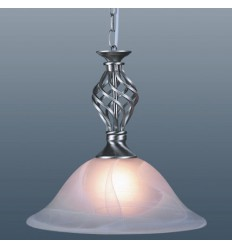 CLASSIC PENDANT LIGHT SATIN CHROME