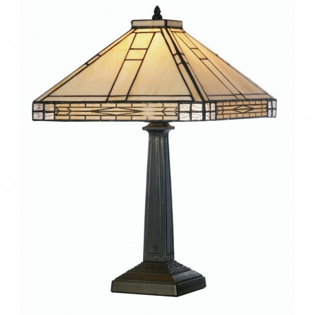 "Ophelia Tiffany 12"" Table Lamp"