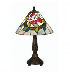 "Belle Tiffany Table Lamp 12"""