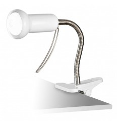 Fabio Clip On Adjustable Desk Spot Light