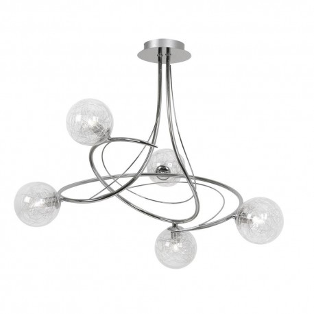 Tabia 5 Light Fitting